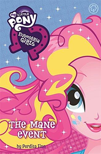 Equestria Girls: The Mane Event (My Little: Finn, Perdita