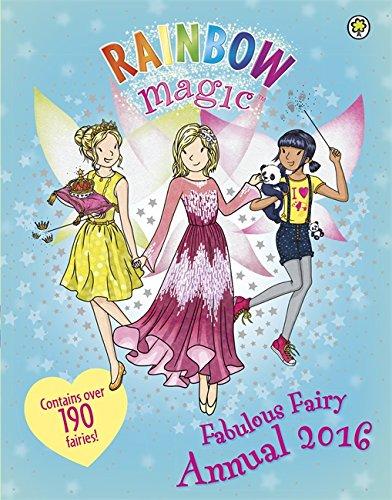 Rainbow Magic Fabulous Fairy Annual 2016: Meadows, Daisy