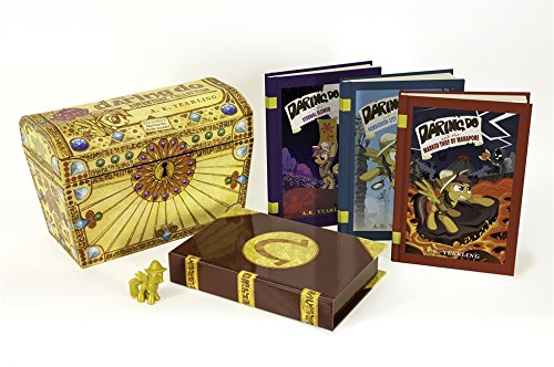 9781408337707: My Little Pony: The Daring Do Adventure Collection: A Three-Book Boxed Set with Exclusive Figure