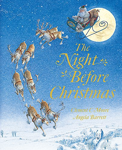 9781408337899: The Night Before Christmas