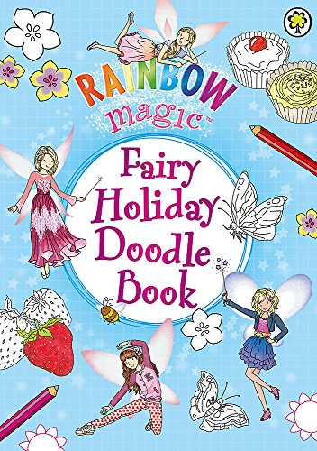 Fairy Holiday Doodle Book: Meadows, Daisy