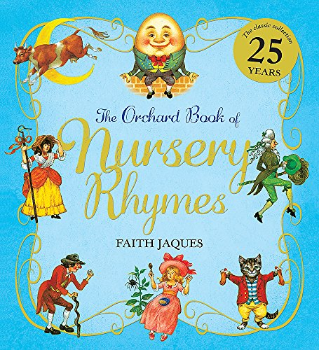 9781408338629: The Orchard Book of Nursery Rhymes
