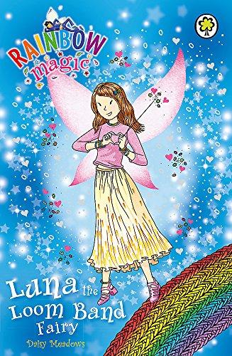 Luna the Loom Band Fairy: Special (Rainbow: Meadows, Daisy