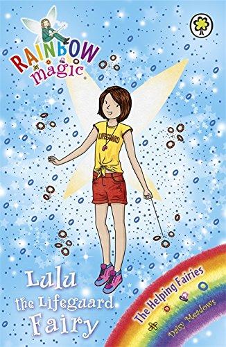 9781408339497: Lulu the Lifeguard Fairy: The Helping Fairies Book 4 (Rainbow Magic)