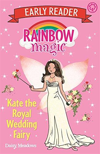 Kate the Royal Wedding Fairy (Rainbow Magic: Daisy Meadows (author),