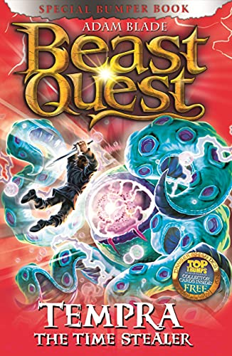 9781408340783: Beast Quest: Special 17: Tempra the Time Stealer