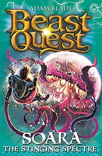 9781408340882: Beast Quest: 96: Soara the Stinging Spectre