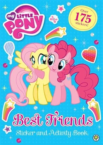 9781408341469: Best Friends Sticker and Activity Book (My Little Pony)