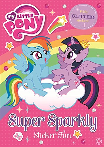 Super Sparkly Sticker Fun
