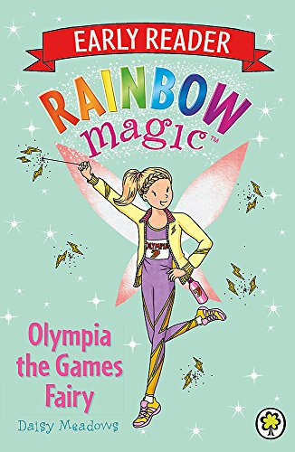 9781408341995: Rainbow Magic: Early Reader: Olympia the Games Fairy
