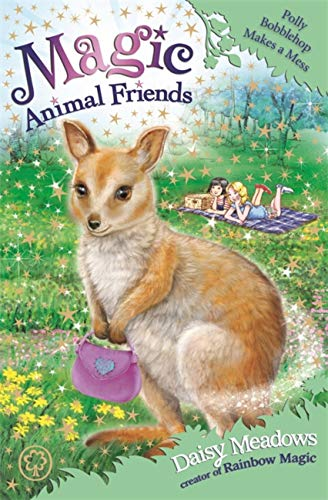 9781408347140: Polly Bobblehop Makes a Mess: Book 31 (Magic Animal Friends)