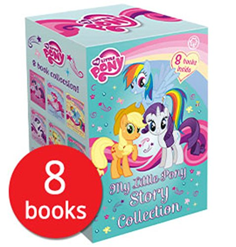 My Little Pony Story Collection 8 Books Box Gift Set