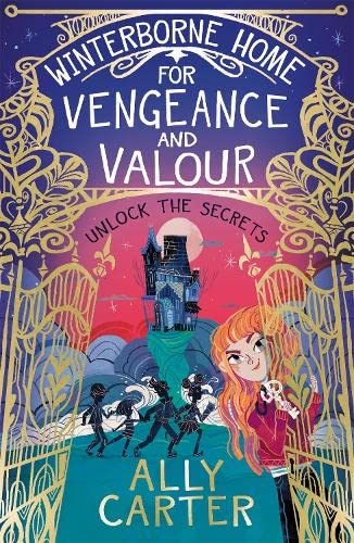 9781408357378: Winterborne Home for Vengeance and Valour: Book 1