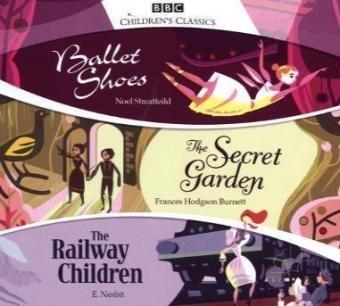 9781408400302: Three Children's Classic Stories (6CD)