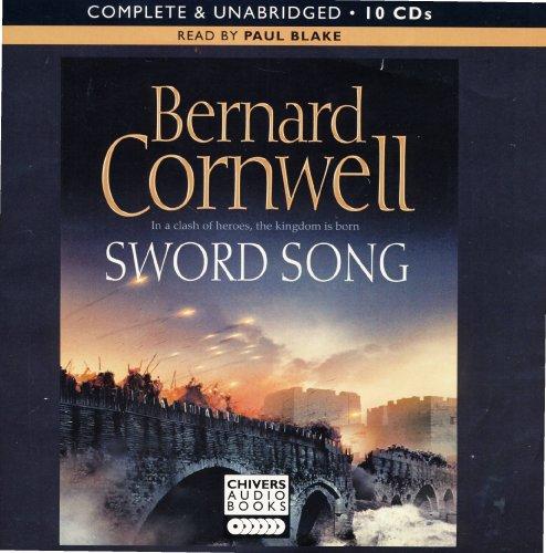 9781408402962: Sword Song by Bernard Cornwell Unabridged CD Audiobook