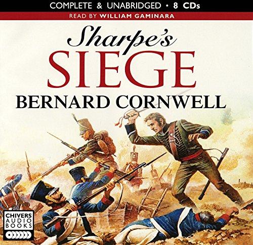 9781408403013: Sharpe's Siege: by Bernard Cornwell (Unabridged Audiobook 8CDs)