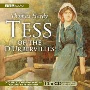 9781408406762: Tess of the D'Urbervilles (unabridged, 12 CDs) (BBC Audio)