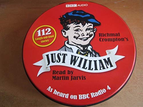 9781408409510: The Just William Collection: By Richmal Crompton - The Ultimate Just William Audio Experience, 112 Stories on 28cds (Complete & Unabridged 28cds)