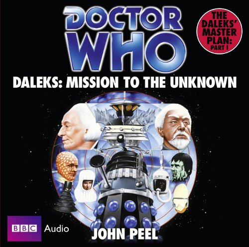 9781408409985: Doctor Who: Daleks: Mission to the Unknown