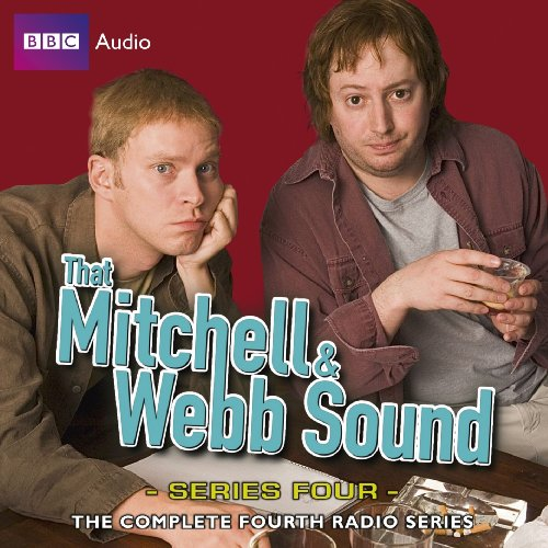 9781408410141: That Mitchell & Webb Sound: The Complete Fourth Series (BBC Audio)
