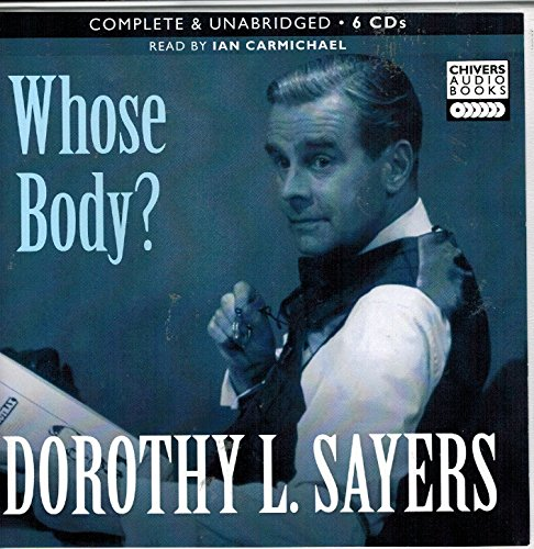 9781408411254: Whose Body? Complete and Unabridged (Audio CD)