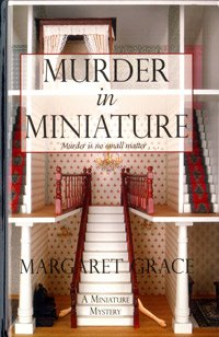 9781408412251: Murder in Miniature (Large Print Edition)