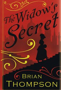 9781408414385: The Widow's Secret (Large Print Edition)