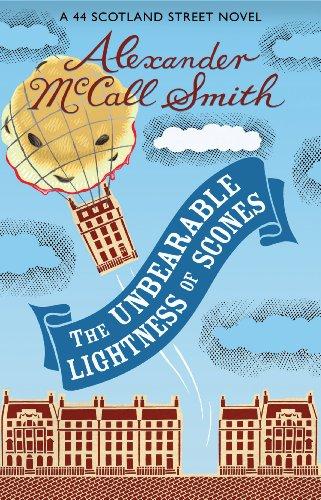 9781408414859: The Unbearable Lightness of Scones : A 44 Scotland Street Novel [ Large Print ]