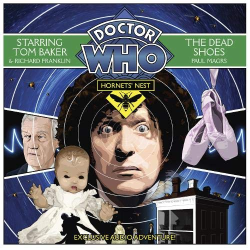 9781408426746: The Dead Shoes (Doctor Who: Hornets' Nest)