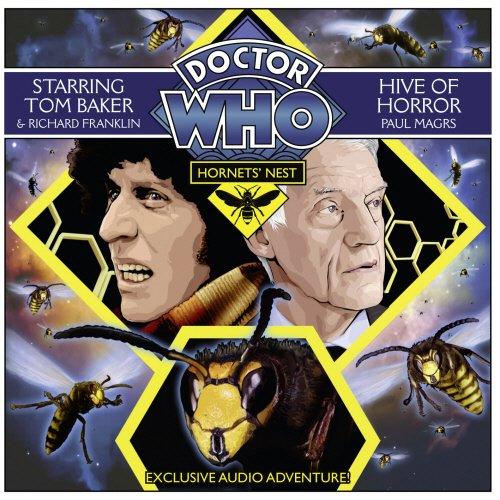 """9781408426777: """"Doctor Who"""": Hornets' Nest: Hive of Horror v. 5"""