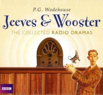9781408426791: Jeeves & Wooster: The Collected Radio Dramas (BBC Audio)
