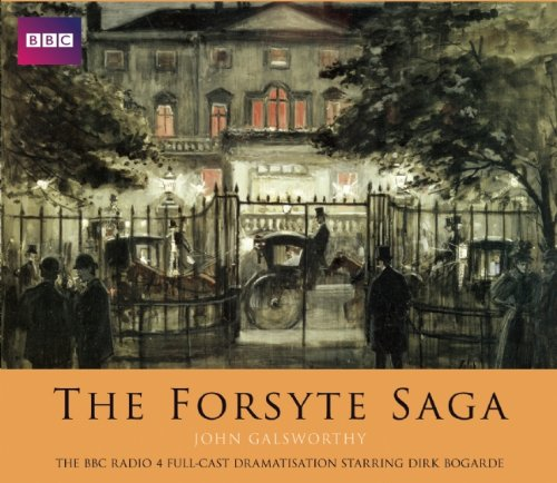 9781408427637: The Forsyte Saga (BBC Audio)