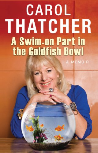 9781408428450: Swim-on Part in the Goldfish Bowl, A (Large Print Book)