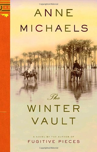 9781408429891: The Winter Vault (Large Print Edition)