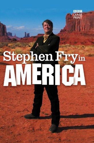 9781408430071: Stephen Fry in America (Large Print Book)