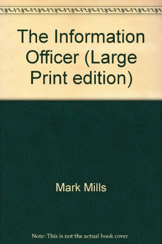 9781408430194: The Information Officer (Large Print edition)