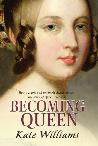 9781408430750: Becoming Queen  (Large Print Book)