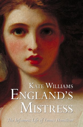 England's Mistress (Large Print Book): Kate Williams