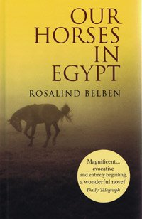 9781408432426: Our Horses in Egypt (Large Print Edition)