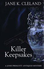 9781408456644: Killer Keepsakes (Large Print Edition)