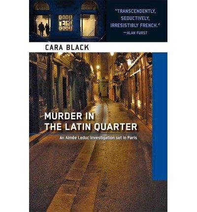 9781408456675: Murder in the Latin Quarter