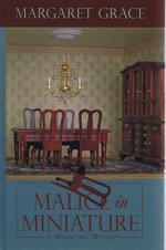 9781408457160: Malice in Miniature (Large Print Edition)