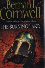 9781408460023: The Burning Land (Large Print Edition)