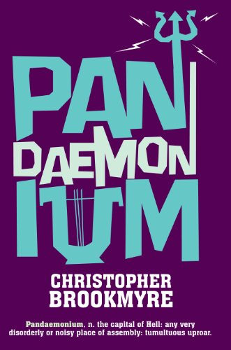 9781408460948: Pandaemonium