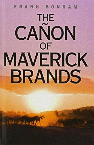 9781408463086: The Canon of Maverick Brands
