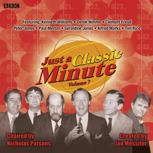 9781408467367: Just a Classic Minute: Volume 7 (BBC Classic Comedy Quiz Game)