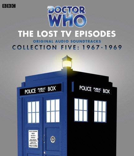Doctor Who: The Lost TV Episodes: Collection 5: 1967-1969 (Original TV Audio Soundtracks): BBC, BBC