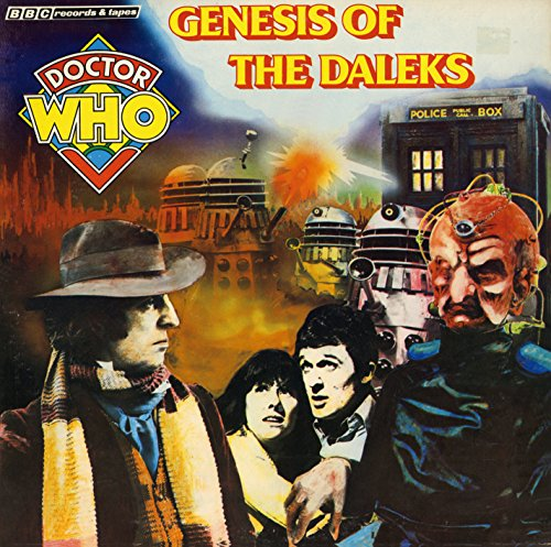 9781408468173: Doctor Who: Genesis Of The Daleks
