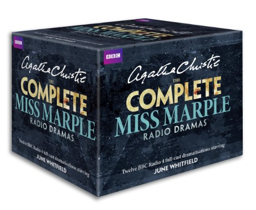 9781408468494: The Complete Miss Marple Radio Dramas: Twelve BBC Radio Dramas Starring June Whitfield