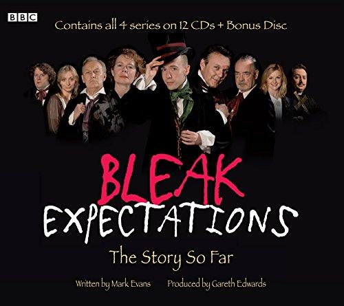 Bleak Expectations: The Story So Far: Mark Evans
